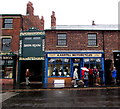 SO9491 : A.Hartill Motorcycles shop in Black Country Living Museum,Dudley by Jaggery