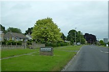 SE9182 : Village sign for Snainton by David Smith