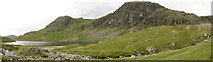 NY2807 : Harrison Stickle, Pavey Ark and Stickle Tarn by Gareth James