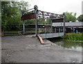 SO9491 : Lifting Bridge in the Black Country Living Museum, Dudley by Jaggery