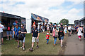 SP6641 : Fast food outlets at Club, Silverstone by Ian S