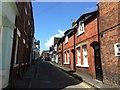 SJ3934 : Ellesmere: Market Street by Jonathan Hutchins