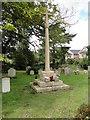TF6211 : Watlington War Memorial by Adrian S Pye