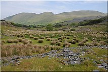 SH5752 : View to Moel Eilio by Philip Halling
