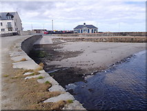 NJ6864 : Outer Harbour, Banff by Stanley Howe