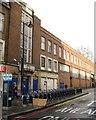 TQ3082 : Belgrove Street side of Belgrove House, King's Cross, London by Robin Stott