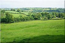 SK1750 : Farmland near Fenny Bentley by Bill Boaden