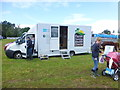 H5654 : Farm Health Checks, Clogher Valley Agricultural Show by Kenneth  Allen