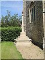 TG1143 : Weybourne WW1 Memorial by Adrian S Pye