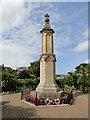 TG1543 : Sheringham War Memorial by Adrian S Pye