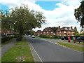 TL2312 : Guessens Road, Welwyn Garden City by Malc McDonald