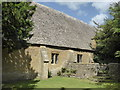 SP0632 : Tithe Barn - Stanway House by Chris Allen