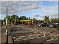 SE3254 : Superstore  car  park by Martin Dawes