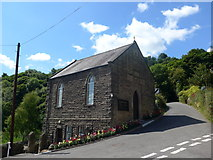SK2563 : Stanton Lees Chapel: late July 2015 by Basher Eyre