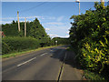 TL4169 : Rampton Road leaving Willingham by Hugh Venables
