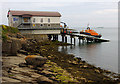 SH5186 : Moelfre Lifeboat Station by Ian Taylor