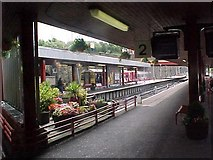 SE1632 : 158904 at Bradford Interchange by Tim Glover