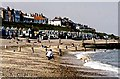 TM5176 : On the beach at Southwold by Anthony O'Neil