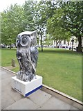 SP0787 : Skyclad Owl by Gordon Griffiths