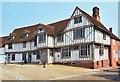 TL9149 : Lavenham Guild Hall by Des Blenkinsopp