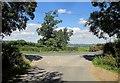 SY2896 : Junction on the Fosse Way by Derek Harper