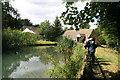 SP0632 : Stanway water mill by Chris Allen
