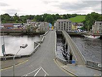 SN1745 : Cardigan Bridge by Dylan Moore