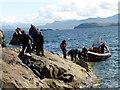 NB9202 : Landing On Priest Island by Rude Health