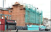 J3472 : Nos 137-141 Ormeau Road, Belfast (August 2015) by Albert Bridge