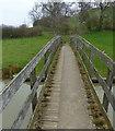 SP5973 : On the Crack's Hill Footbridge No 14 by Mat Fascione