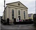 SN1114 : Grade II listed former Tabernacle chapel in Narberth by Jaggery