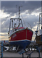 J5082 : The 'Ocean Divine' at Bangor by Rossographer