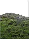 J3629 : The climb to the plateau surface of Slievenamaddy by Eric Jones