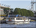 TQ3080 : 'Hollywood' on the River Thames by Rossographer