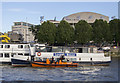 TQ3080 : 'London Belle' on the River Thames by Rossographer