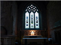 SK2381 : Inside St Michael, Hathersage (1) by Basher Eyre