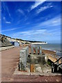 TR3968 : East Cliff Promenade, Broadstairs by pam fray