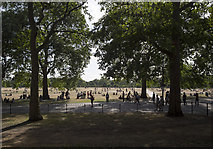 TQ2780 : Hyde Park, London by Rossographer