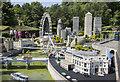 SU9374 : 'Miniland', Legoland by Rossographer