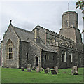 TL6559 : Woodditton: St Mary by John Sutton
