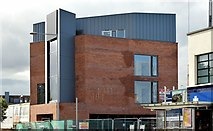 J3674 : New Connswater Visitor Centre, Belfast - August 2015(1) by Albert Bridge