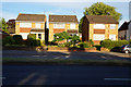 SP3780 : Houses on Hinckley Road, Coventry by Ian S
