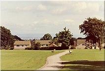 SJ7886 : Recreation Ground, Hale Barns by Anthony O'Neil
