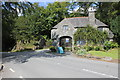 SH6142 : The New Lodge at Llanfrothen and the A4085 by Jeff Buck
