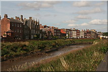 TF4509 : North Brink, Wisbech by Chris