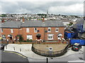 C4316 : View from the city walls, Derry / Londonderry by Kenneth  Allen