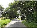 TM1268 : Thwaite Road, Thwaite by Geographer