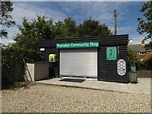 TM1369 : Thorndon Community Shop by Adrian Cable
