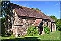 SO6960 : St Bartholomew, Lower Sapey by Philip Pankhurst
