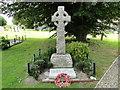 TG2532 : Antingham War Memorial by Adrian S Pye